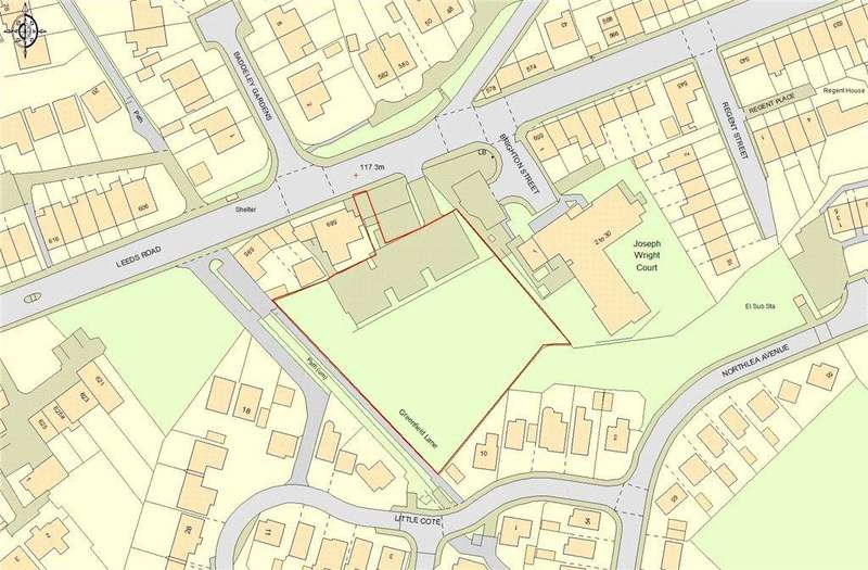 Land Commercial for sale in Leeds Road, Thackley, Bradford, West Yorkshire