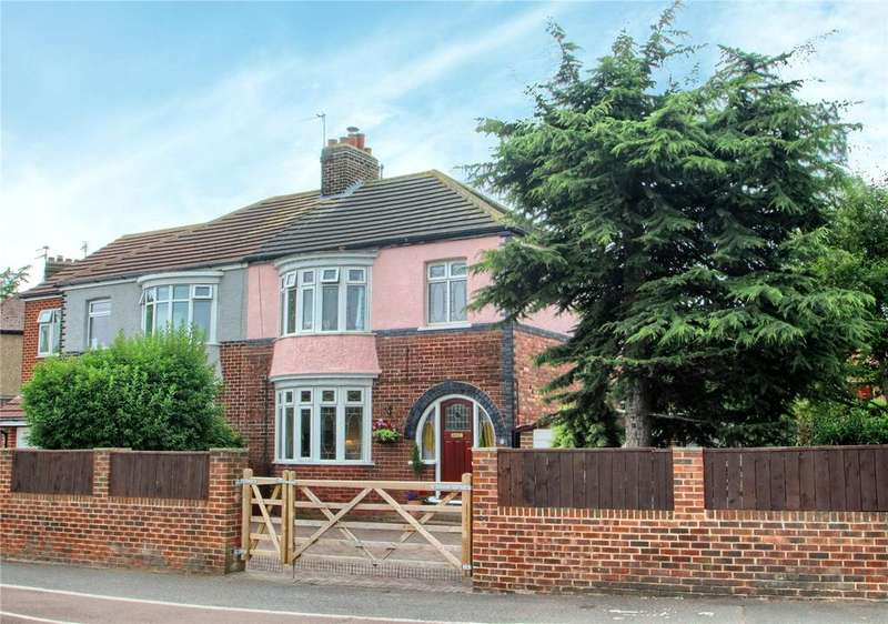 3 Bedrooms Semi Detached House for sale in Hartburn Avenue, Hartburn