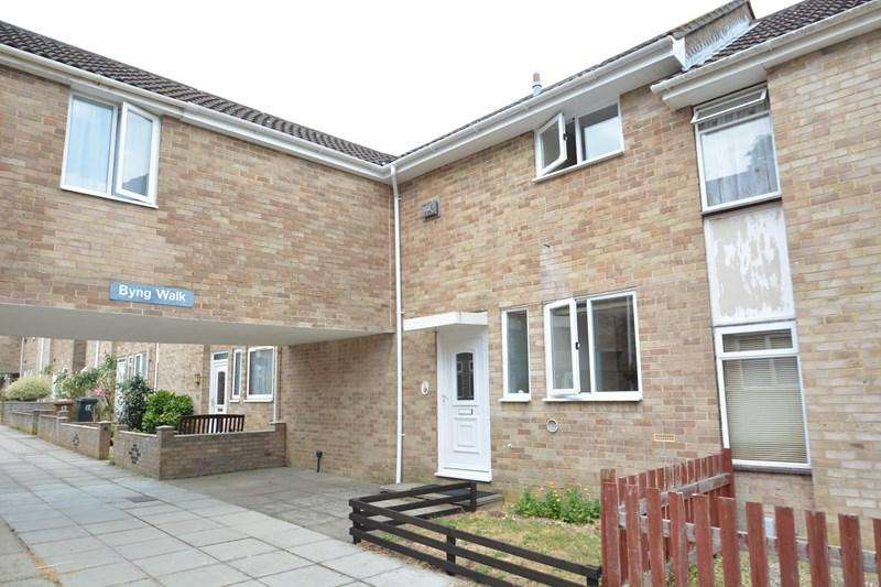 4 Bedrooms Terraced House for sale in Byng Walk, Andover