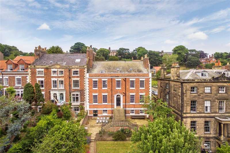 6 Bedrooms Detached House for sale in Thistlebank House, 19 Bagdale, Whitby, North Yorkshire, YO21