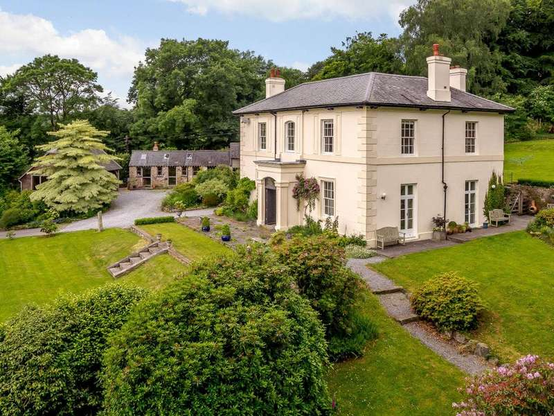 7 Bedrooms Detached House for sale in Druid Road, Ashburton, Newton Abbot, Devon