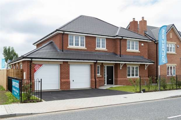 4 Bedrooms Detached House for sale in THE COULSON, EVE LANE, DURHAM GATE, SPENNYMOOR, Durham