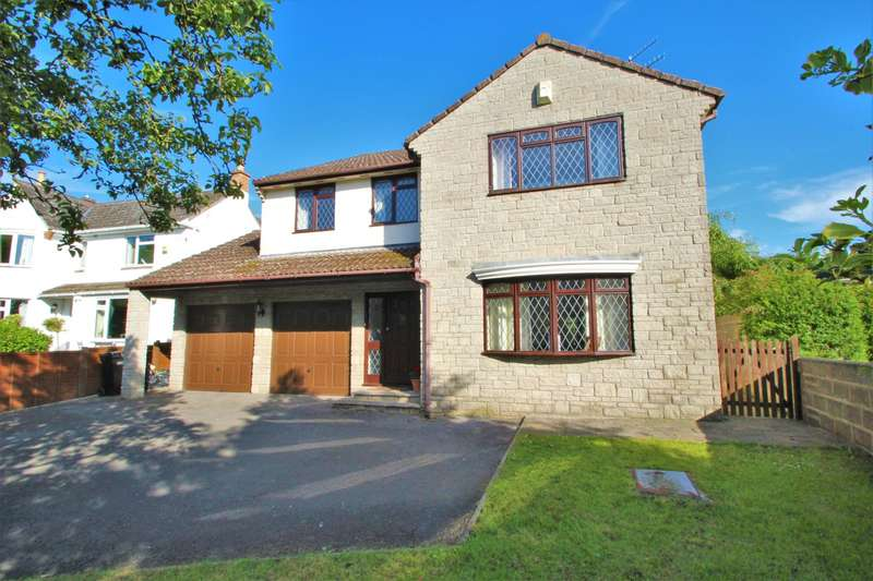 4 Bedrooms Detached House for sale in Bishop Sutton
