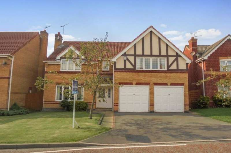 5 Bedrooms Detached House for sale in Churchill Gardens, St. Helens, WA9