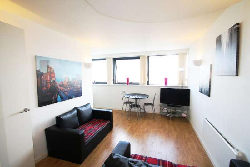 1 Bedroom Apartment Flat for sale in BRIDGEWATER PLACE, WATER LANE, LEEDS, LS11 5QT