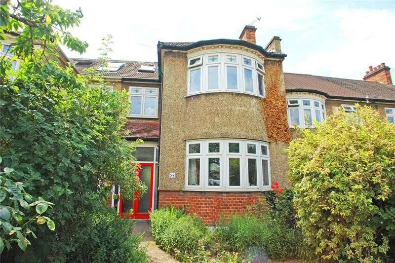 4 Bedrooms Terraced House for sale in Homestall Road, East Dulwich, London, SE22