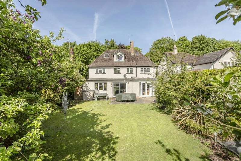 5 Bedrooms Detached House for sale in Hadham Cross, MUCH HADHAM, Hertfordshire