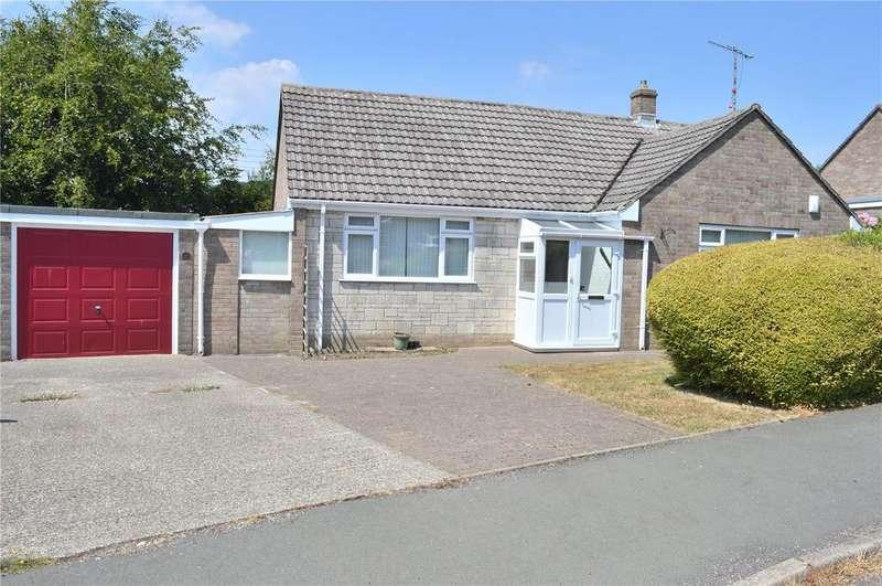 2 Bedrooms Detached Bungalow for sale in Manor Fields, Bridport, Dorset