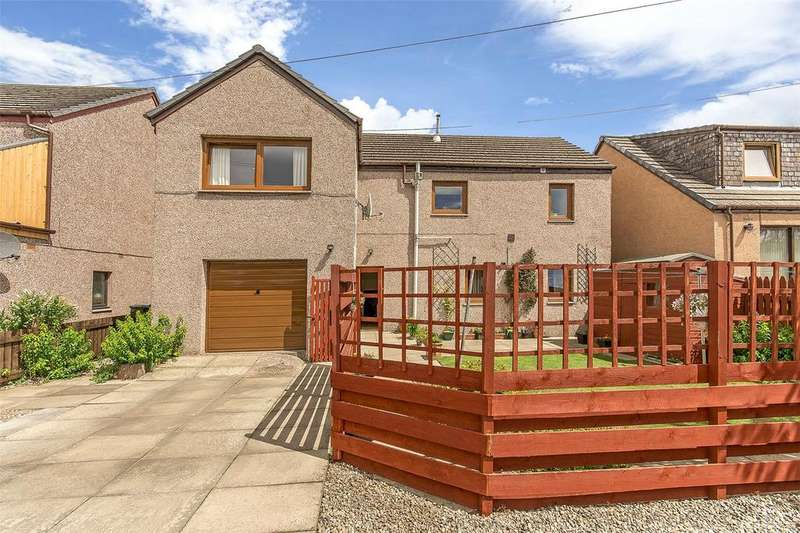 4 Bedrooms Detached House for sale in Isla Cottage, Blairgowrie Road, Coupar Angus, Blairgowrie, PH13