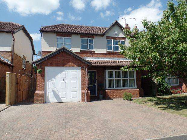 4 Bedrooms Detached House for sale in INGRAM WAY, WINGATE, PETERLEE AREA VILLAGES