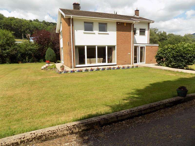 4 Bedrooms Detached House for sale in Pengelli Nurseries, Treorchy, Rhondda Cynon Taff. CF42 6UH