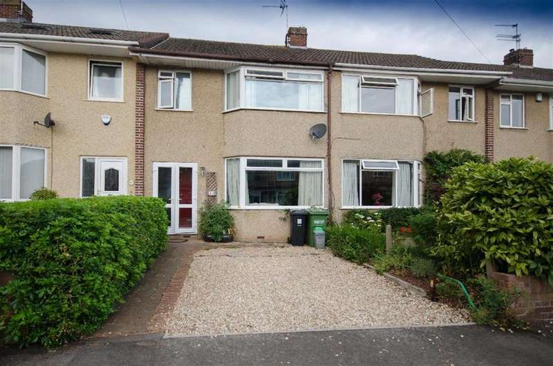 3 Bedrooms Terraced House for sale in Queensholm Crescent, Bromley Heath, Bristol, South Gloucestershire