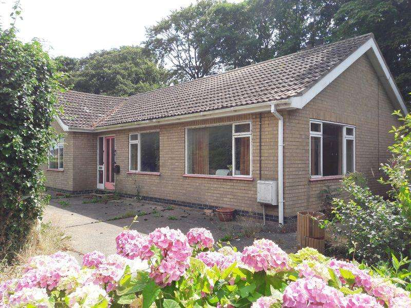 3 Bedrooms Detached Bungalow for sale in Alford Road, Bilsby, Alford