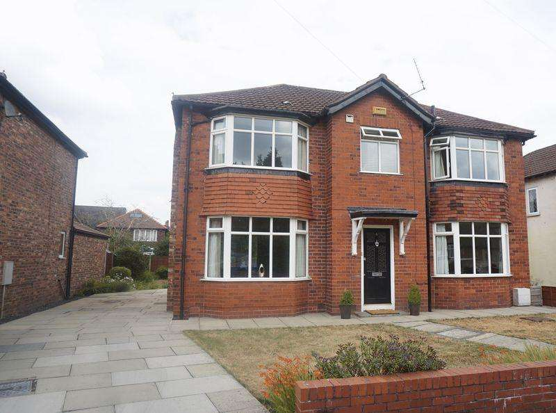 4 Bedrooms Detached House for sale in Bowness Avenue, Cheadle Hulme