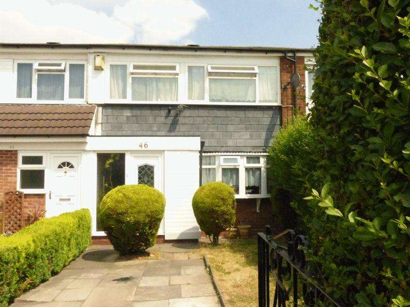 3 Bedrooms Terraced House for sale in Morar Close, Birmingham