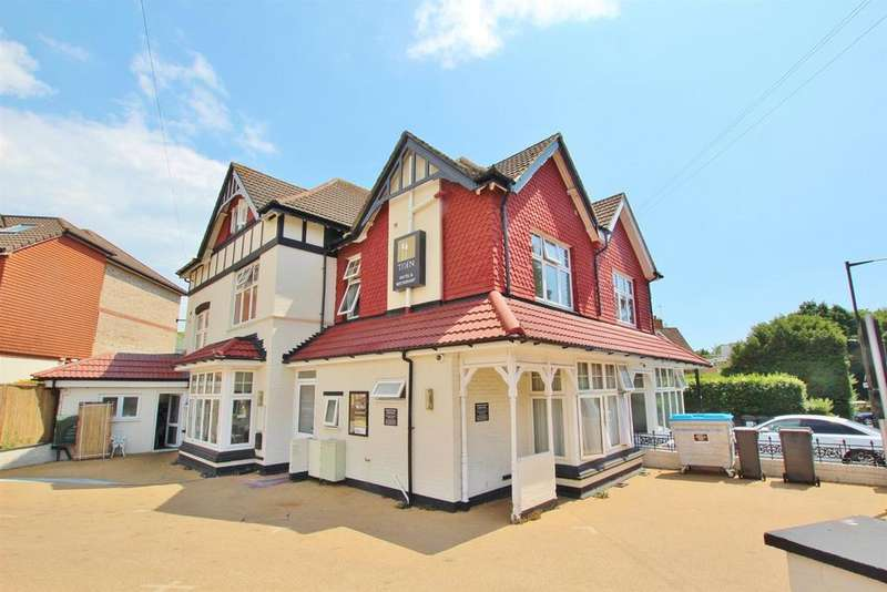 10 Bedrooms Detached House for sale in West Cliff Road, Bournemouth