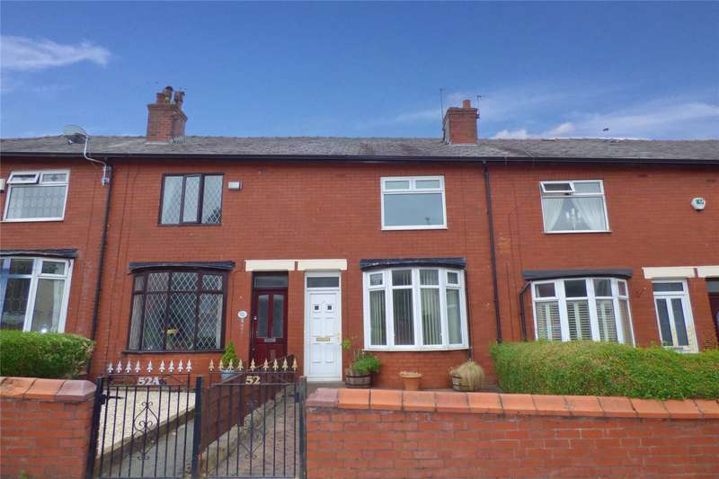 2 Bedrooms Terraced House for sale in King Street, Heywood, Greater Manchester, OL10