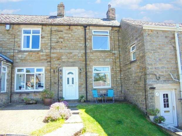 2 Bedrooms Cottage House for sale in Crawleyside, Stanhope, Bishop Auckland, Durham