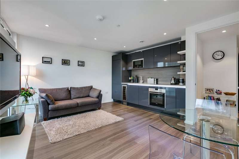 1 Bedroom Flat for sale in Copperlight Apartments, Buckhold Road, Wandsworth, London