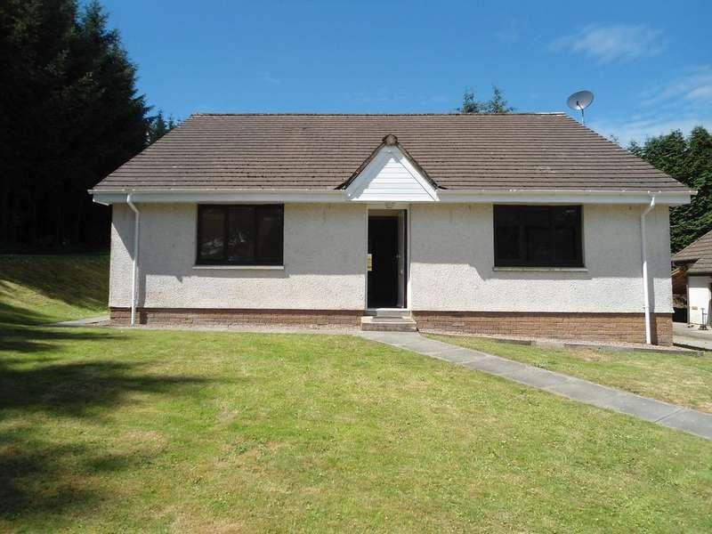 3 Bedrooms Detached Bungalow for sale in Moffat Golf Club, Coatshill, Moffat DG10