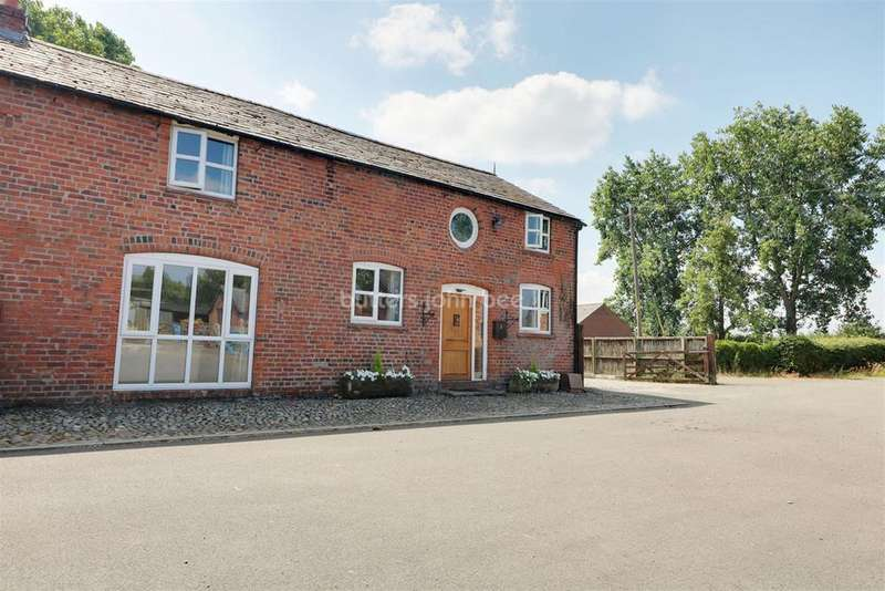 4 Bedrooms Barn Conversion Character Property for sale in King Street, Northwich