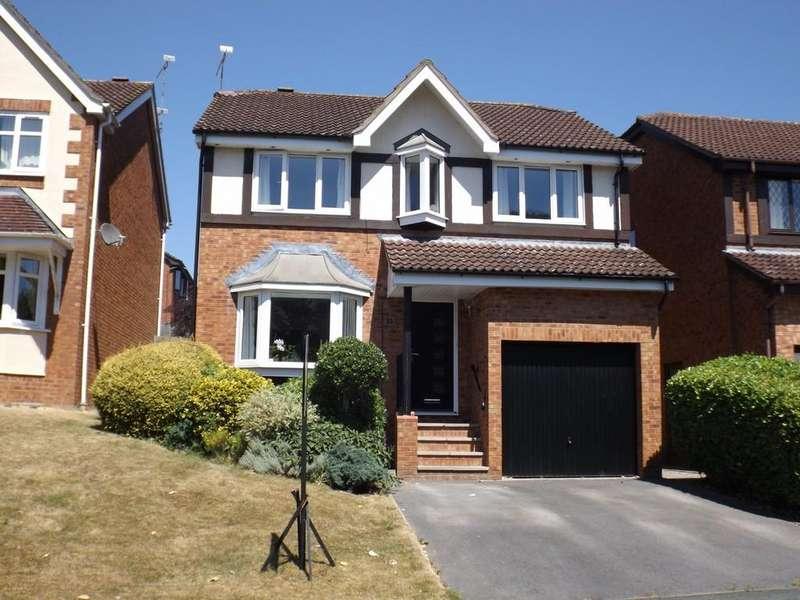 4 Bedrooms Detached House for sale in Field Lane, Wistaston