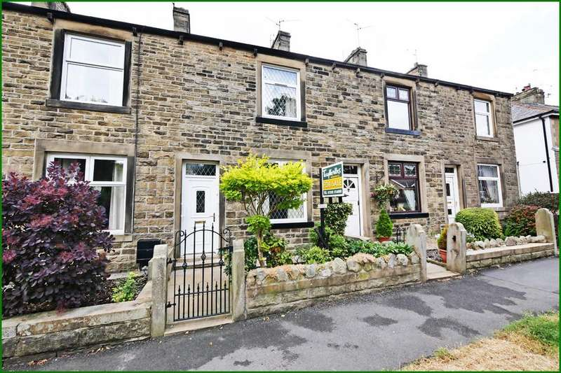 3 Bedrooms Terraced House for sale in Colne Road, Sough BB18