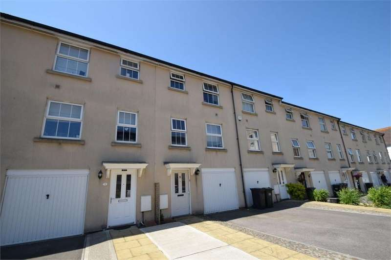 4 Bedrooms Terraced House for sale in Groombridge Avenue, Princes Park, East Sussex