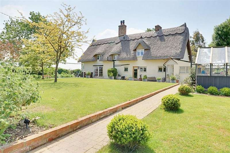 4 Bedrooms Cottage House for sale in Abbess Roding, Ongar, Essex