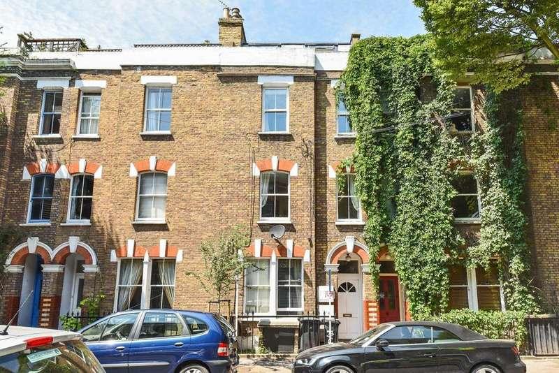 2 Bedrooms Flat for sale in Pearman Street, Lambeth North