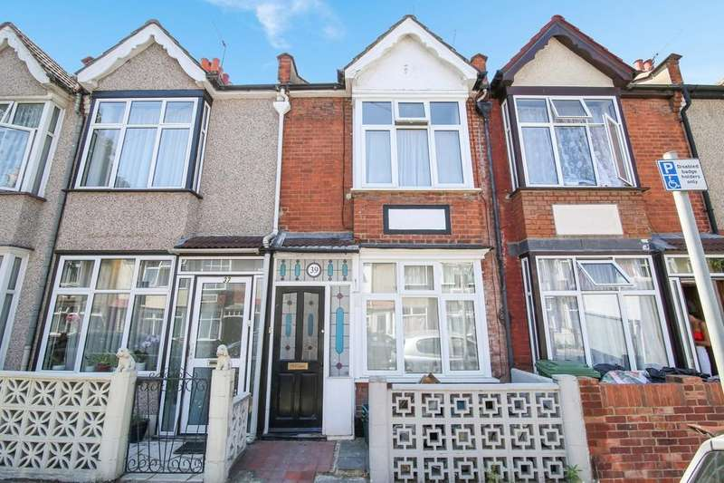 2 Bedrooms Terraced House for sale in Oakwood Avenue, Mitcham CR4