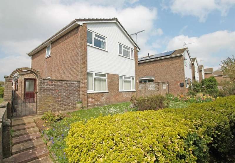 4 Bedrooms Detached House for sale in The Maples,Nailsea, North Somerset