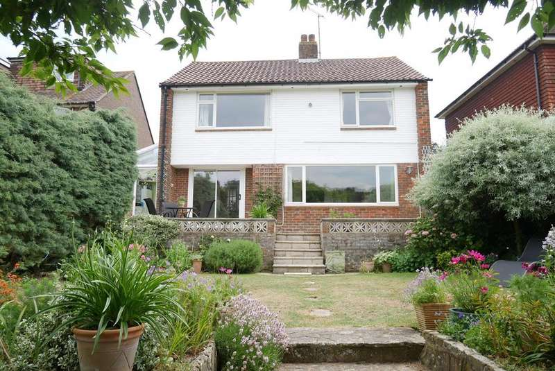 3 Bedrooms Detached House for sale in Victoria Drive, Old Town, Eastbourne, BN20