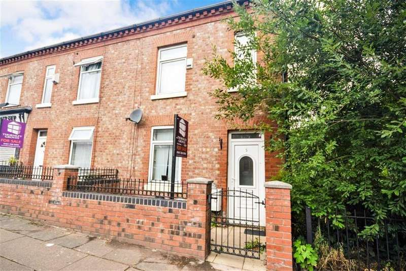 2 Bedrooms End Of Terrace House for sale in Bank Lane, Swinton