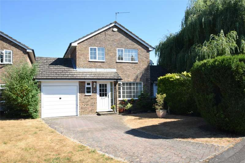 3 Bedrooms Detached House for sale in Knox Green, Binfield, Berkshire, RG42