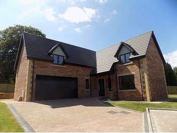 5 Bedrooms Detached House for sale in No.4, The Eamont, William's Pasture, Aglionby, CA4 8AW