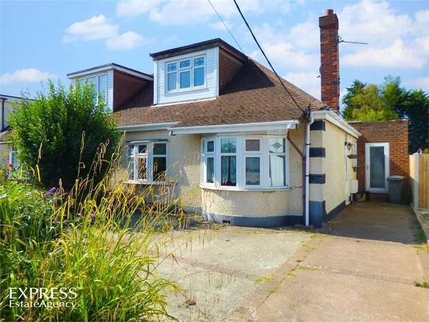 3 Bedrooms Semi Detached House for sale in Grandview Road, Benfleet, Essex