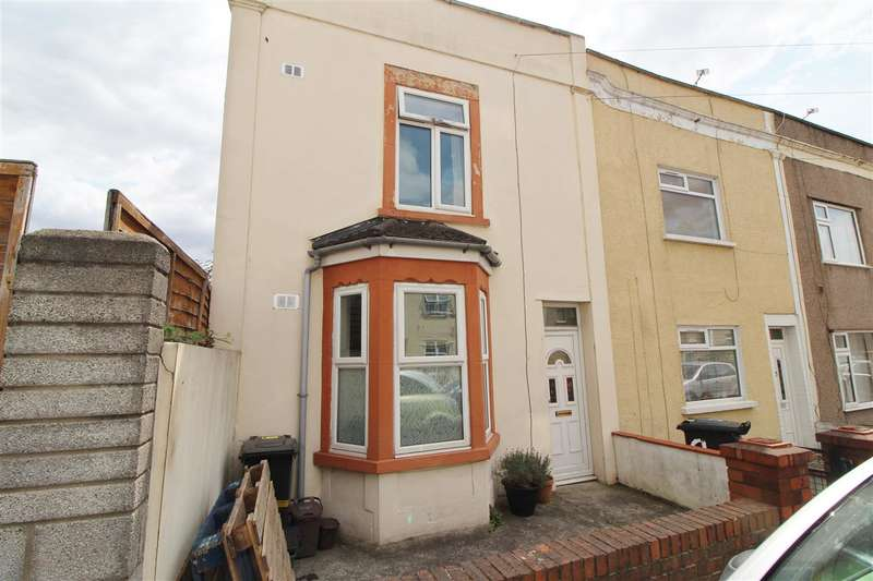 3 Bedrooms End Of Terrace House for sale in Moorhill Street, Bristol