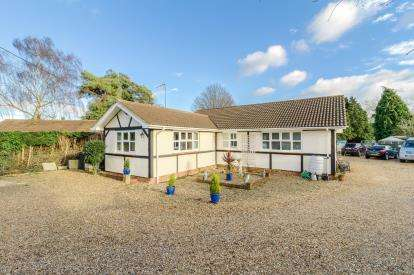 4 Bedrooms Equestrian Facility Character Property for sale in Wood End, Tingrith, Milton Keynes, Bedfordshire