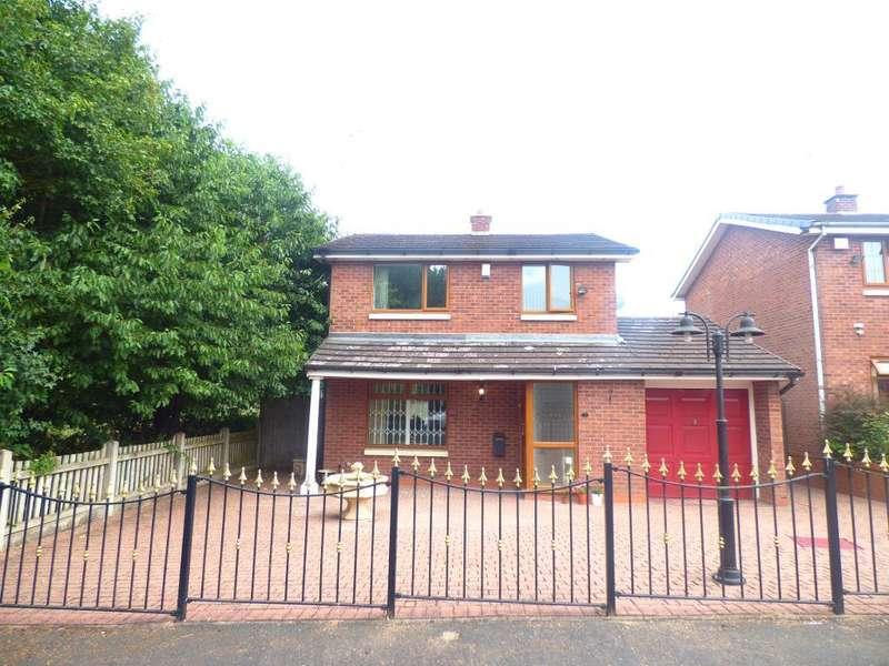3 Bedrooms Detached House for sale in Camino Road, Harborne, Birmingham, B32 3XE