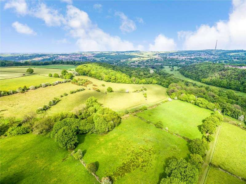 Land Commercial for sale in Land Woodland At Park Farm, Farnley Tyas, Huddersfield, West Yorkshire
