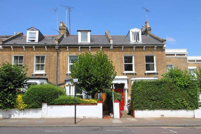 4 Bedrooms Terraced House for sale in Riversdale Road, N5 2JT