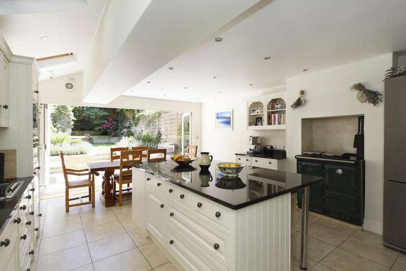 4 Bedrooms House for sale in Dighton Road, Wandsworth, SW18