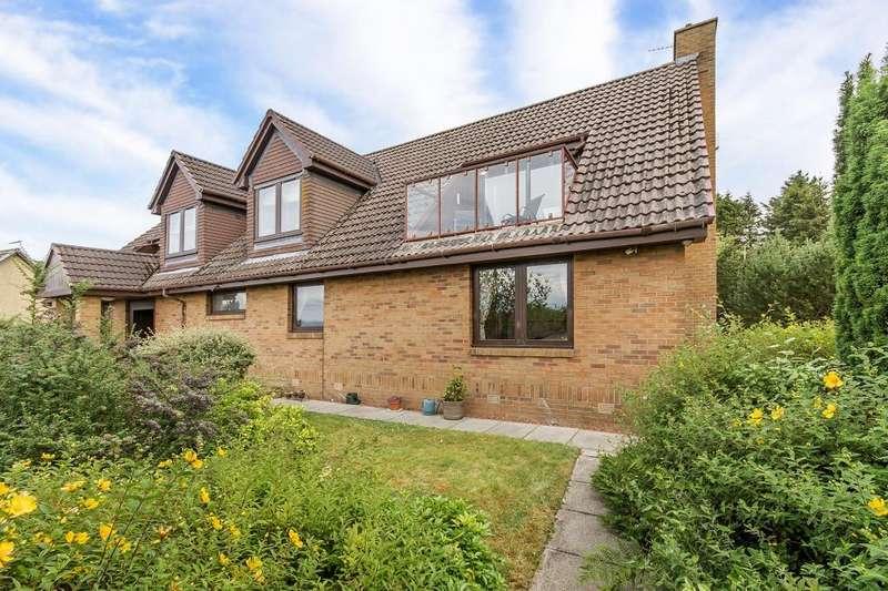 4 Bedrooms Detached House for sale in Elderslie House, Wallacestone Brae, Wallacestone, Falkirk, FK2 0DJ
