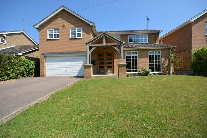 6 Bedrooms Detached House for sale in Yarmouth Road, Lowestoft