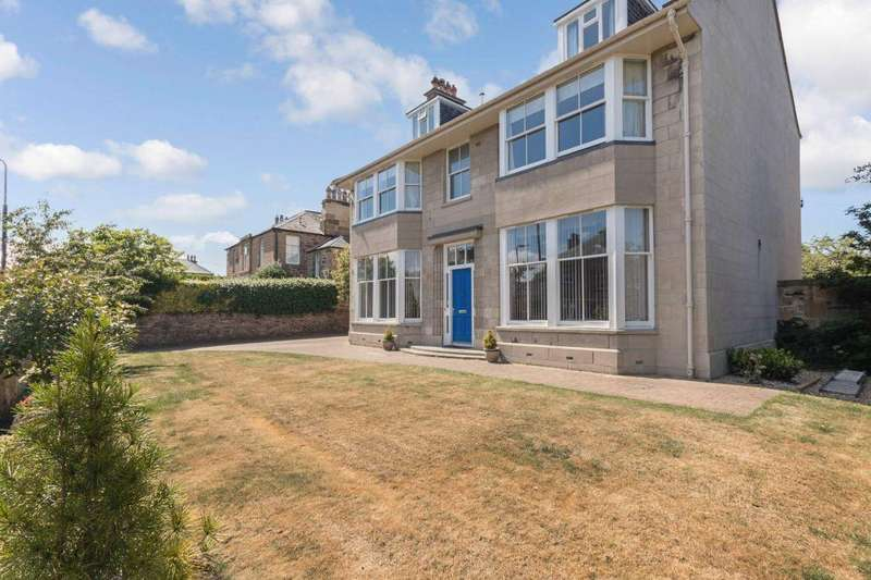 6 Bedrooms Detached House for sale in 19 Park Road, Eskbank, EH22 3DH