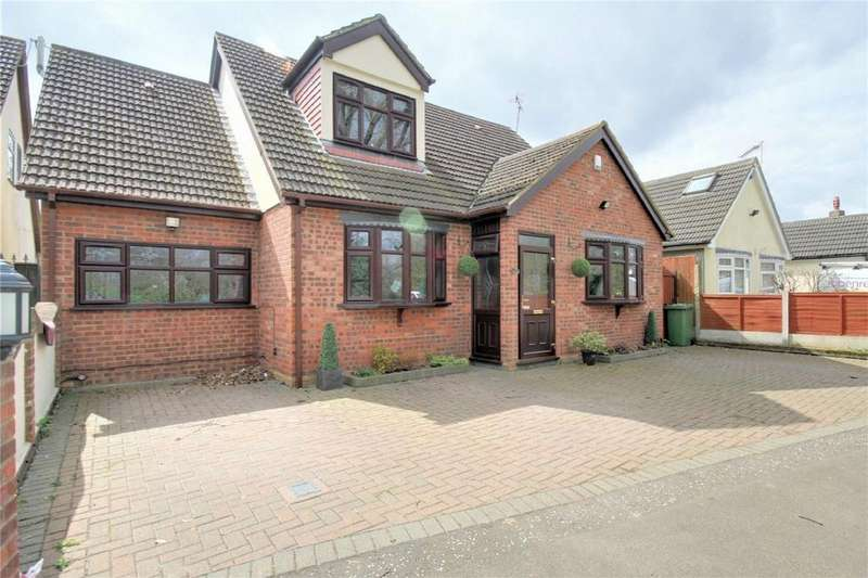 5 Bedrooms Detached House for sale in Abbey Wood Lane, Rainham, Essex