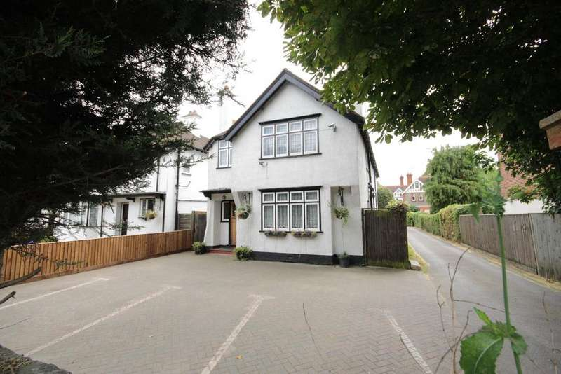 4 Bedrooms Detached House for sale in Bath Road, Taplow, Maidenhead