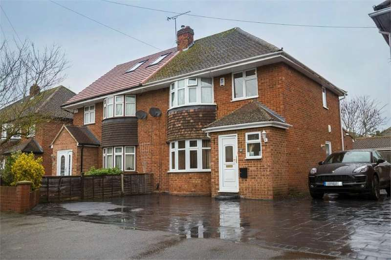 3 Bedrooms Semi Detached House for sale in Mulberry Drive, Langley, Berkshire