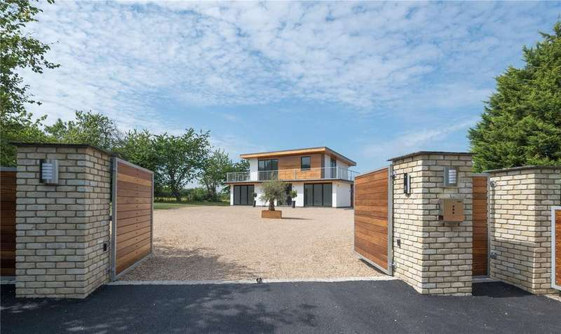 6 Bedrooms Detached House for sale in Appsmoor Farm, South Street Road, Stockbury, Sittingbourne
